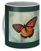 Viceroy Butterfly By George Wood Coffee Mug