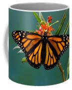 Monarch Butterfly Danaus Plexippus Coffee Mug