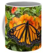 Monarch Resting Coffee Mug