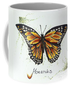 Monarchs - Butterfly Coffee Mug