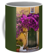 Monastery Door Coffee Mug