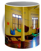 Monastery Dormitory In Tachilek-burma Coffee Mug