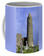 Monastic Round Tower Coffee Mug