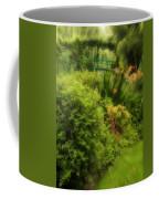 Monet's Garden Dreamscape Coffee Mug