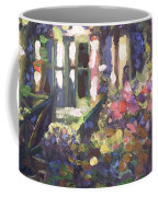 Monet's Home In Giverny Coffee Mug
