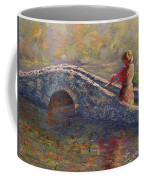 Monet's Lady Coffee Mug