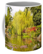Monet's Water Garden 2 At Giverny Coffee Mug