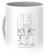 Money Makes Me Get Out Of Bed Coffee Mug