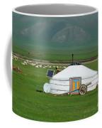 Mongolian Living Coffee Mug