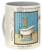 Monique Bath 1 Coffee Mug by Debbie DeWitt