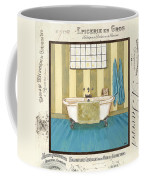 Monique Bath 2 Coffee Mug by Debbie DeWitt