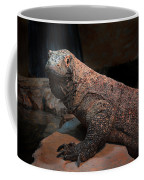 Monitor Lizard Coffee Mug