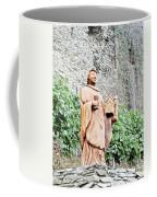Monk Of St Goar Coffee Mug