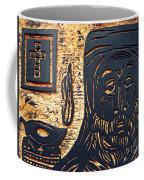 Monk Coffee Mug