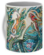 Monkey And Macaw Coffee Mug