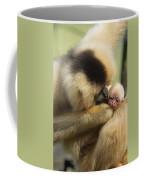 Monkey Mother Coffee Mug