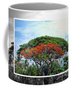 Monkey Pod Trees - Kona Hawaii Coffee Mug