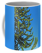 Monkey Puzzle Tree Coffee Mug