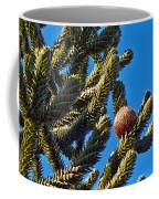 Monkey Puzzle Tree B Coffee Mug