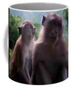 Monkey's Attention Coffee Mug