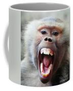 Monkey's Smile Coffee Mug