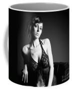 Monochrome Beauty Coffee Mug