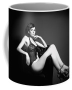 Monochrome Elegance Coffee Mug