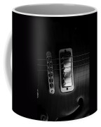 Monochrome Yamaha 2 Coffee Mug