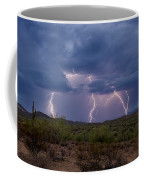 Monsoon Madness Strikes  Coffee Mug