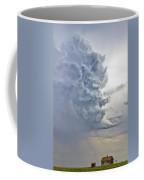 Monster Cloud Country Coffee Mug