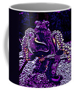 Monster Of The Deep Coffee Mug by George Pedro