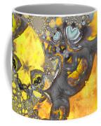Monsters Vs Aliens Coffee Mug