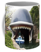 Monstro The Whale Boat Ride At Disneyland Coffee Mug