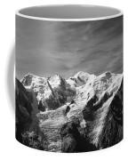 Mont Blanc Massif Coffee Mug