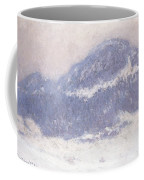 Mont Kolsaas Coffee Mug by Claude Monet
