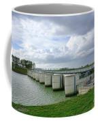 Mont Saint Michel Dam Coffee Mug