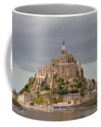 Mont St Michel Coffee Mug