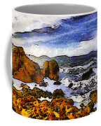 Montana Da Oro San Luis Obispo State Park Coffee Mug