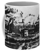 Montana Smelting, 1880s Coffee Mug