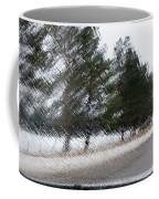 Montana Weather Report Coffee Mug