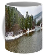 Montana Winter Coffee Mug