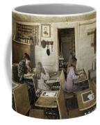 Montana's Oldest Standing Schoolhouse Coffee Mug