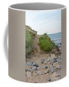 Montauk's Rocky Point Coffee Mug