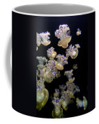 Monterey Aquarium Jellyfish Coffee Mug