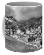 Monterosso Al Mare - Cinque Terre In Grey Coffee Mug