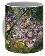 Monterosso From Above - Cinque Terre Coffee Mug