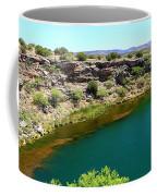 Montezuma Well  Coffee Mug
