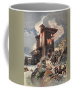 Montlue Seizes The Moulins Dauriol Coffee Mug