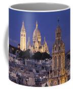 Montmartre Twilight Coffee Mug