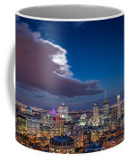 Montreal By Night Coffee Mug